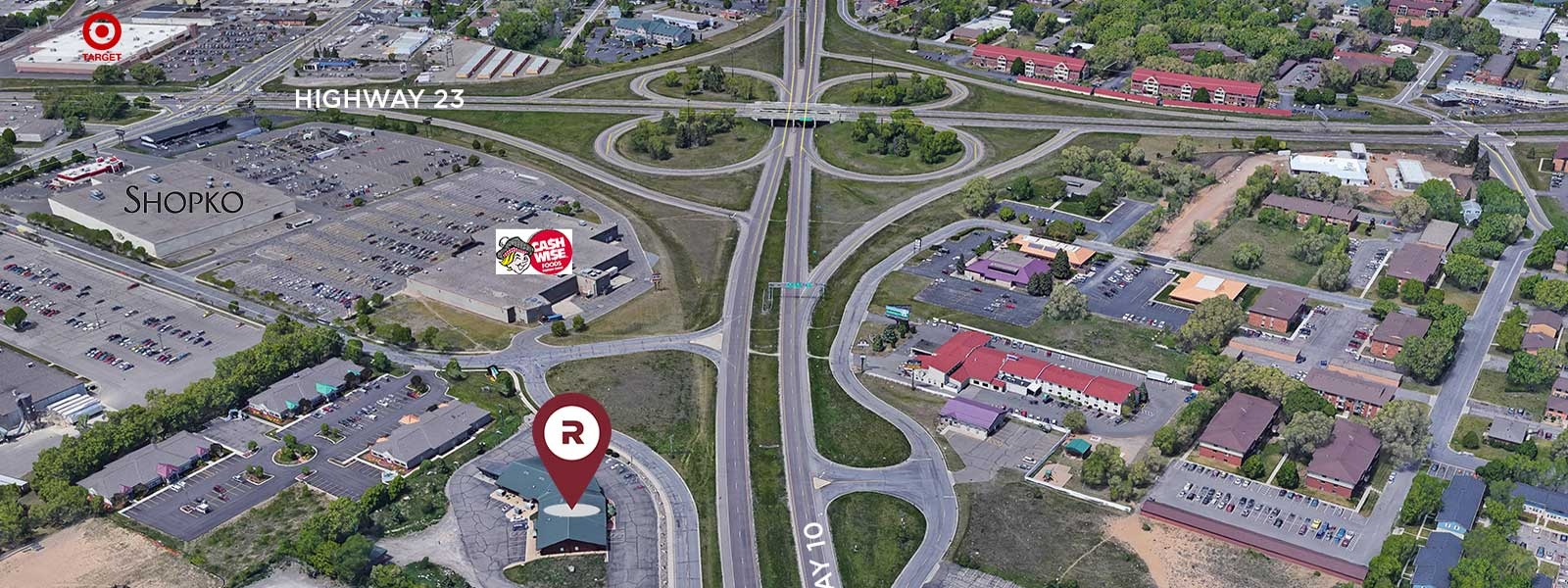 525 Highway 10 South,St. Cloud,Minnesota,United States 56304,Office,Highway 10 South,1,1019